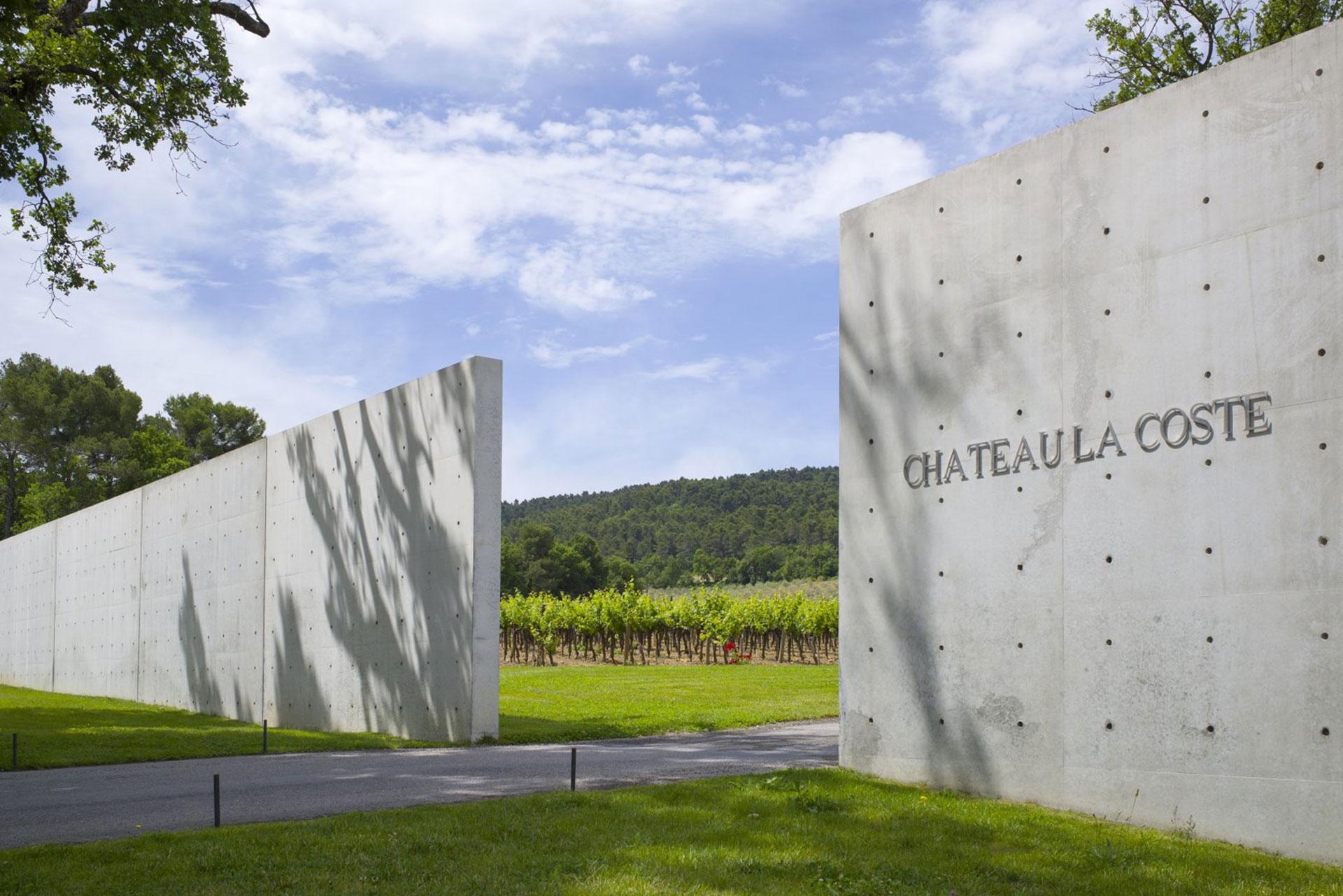 와인과 음식, 예술과 건축의 만남
